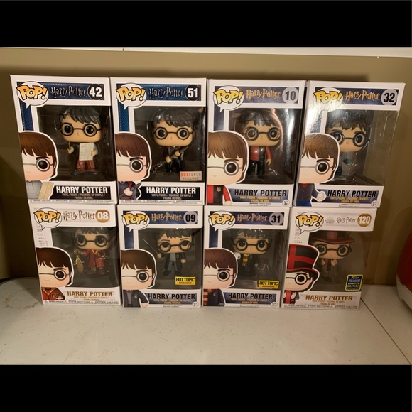 Harry Potter Funko Pop Collection